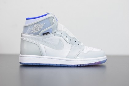 Jordan 1 Retro High Zoom White Racer Blue CK6637-104