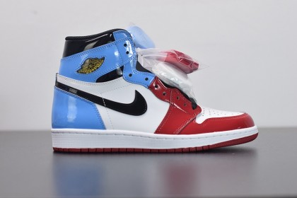Jordan 1 Retro High Fearless UNC Chicago CK5666-100