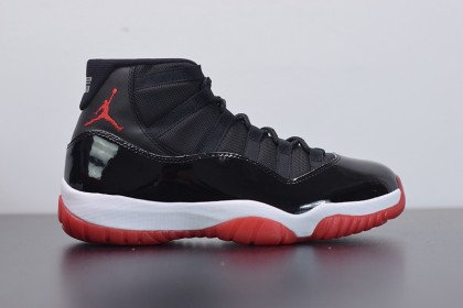 Jordan 11 Retro Playoffs Bred (2019) 378037-061