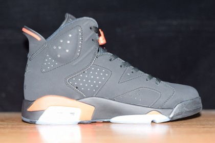 Jordan 6 Retro Black Infrared (2019) 384664-060