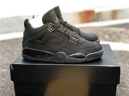 Jordan 4 Retro Black Cat (2020) CU1110-010