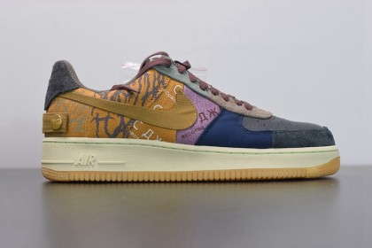 Nike Air Force 1 Low Travis Scott Cactus Jack CN2405-900